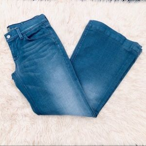 7 for All Mankind Lowrise Ginger Jeans